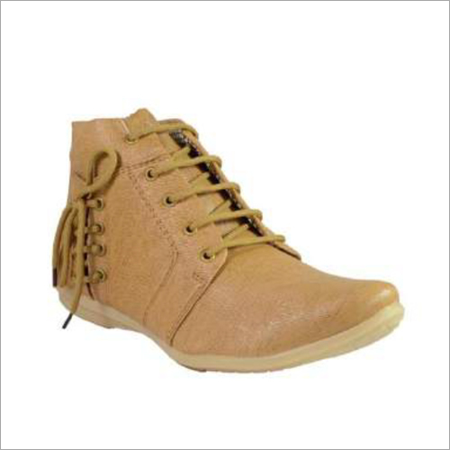 Mens Beige Synthetic Foam Casual Shoes
