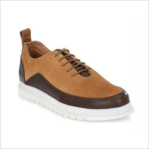 Mens Tan Casual Shoes