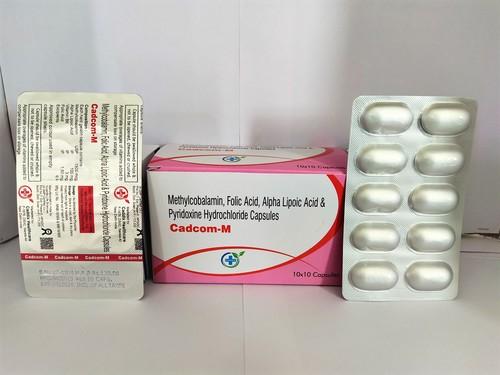 METHYLCOBALAMINE 1500 ,PYRIDOXINE ,FOILIC ACID & ZINC