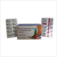 Glorab-LS Levosulpiride + Rabeprazole Uses Capsules