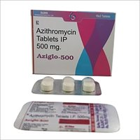 Aziglo 500 - azithromycin tablets