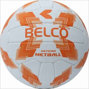 Synthetic Rubber Netball