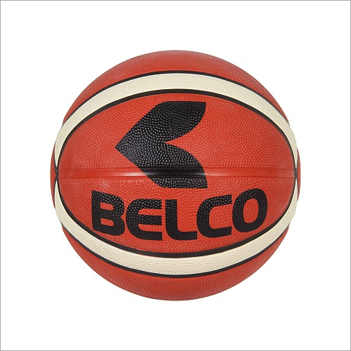 Pu Pasted Molded Vulcanized Basket Ball