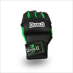 Genuine Leather MMA Gloves