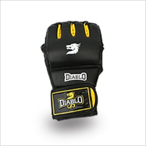 Leather MMA Gloves
