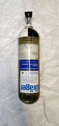 Dräger Carbon Composite Breathing Air Cylinder 6.8 Litres