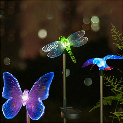 Solar Bird Decorative Stake Lights