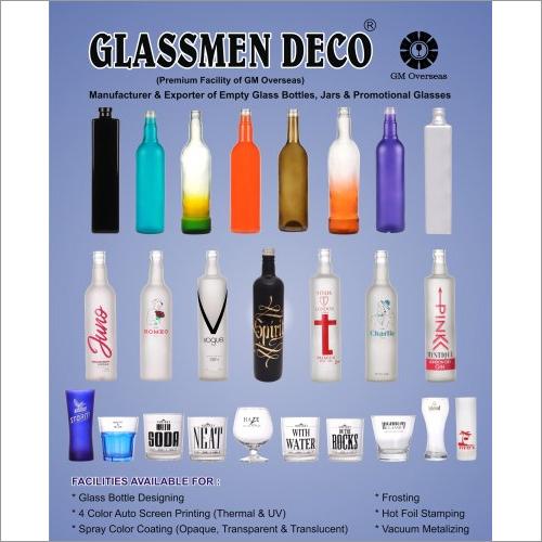 Glassmen Deco Glass & Bottle Decoration Services