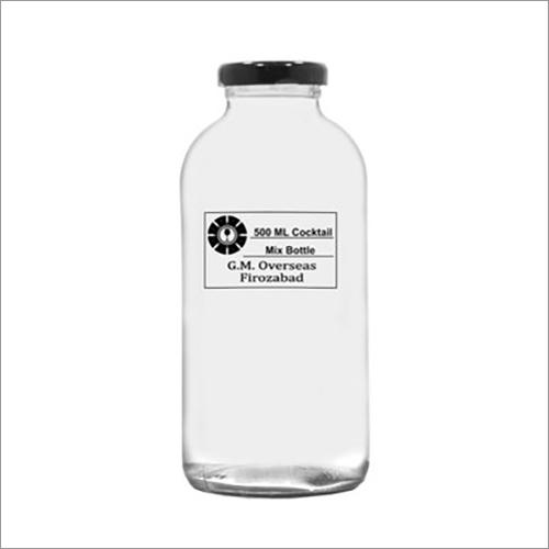 500ml Cocktail Mix Empty Glass Bottle