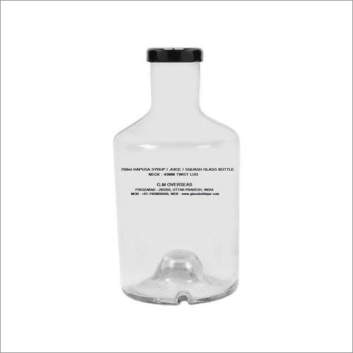 750 Ml Juice Glass Bottle