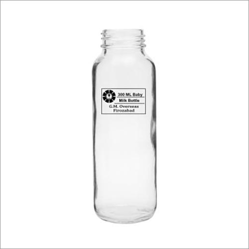 300ml Glass Milk Bottles For Babies