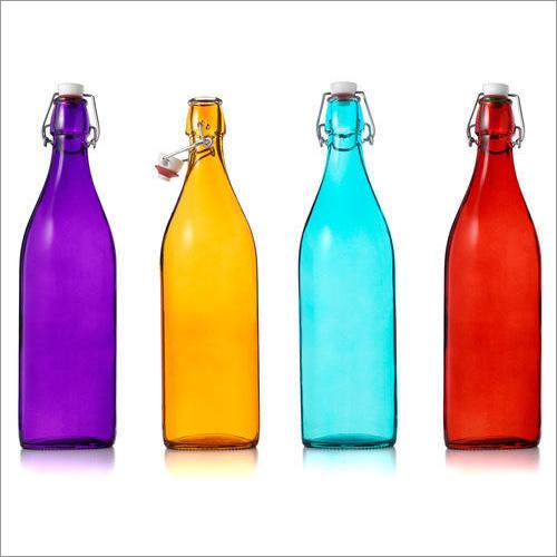 1000 Ml Swing Top Water Empty Glass Bottles