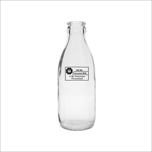 200 Ml Flavored Milk Glass Bottles