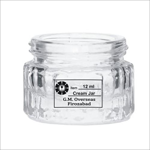 Cosmetic Glass Bottles Jars