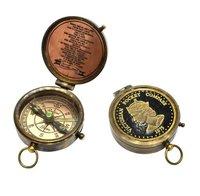 Antique Victorian Pocket Compass