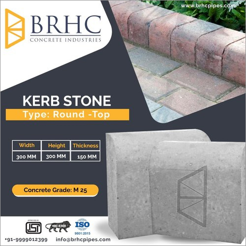 M25 Taper Top Concrete Kerb Stone