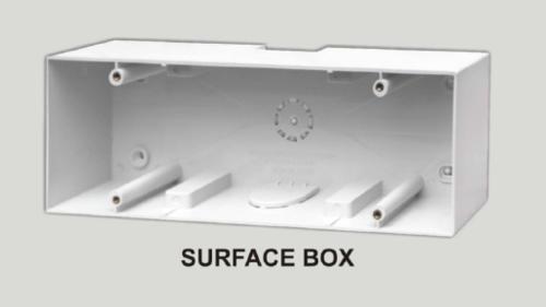 PVC Modular / Surface Box