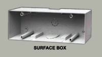 PVC Modular / Surface Box