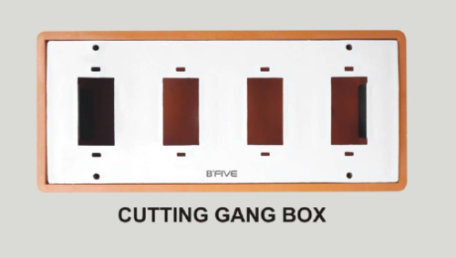 Cutting Gang box
