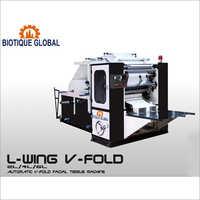 Automatic V Fold Facial Tissue Machine