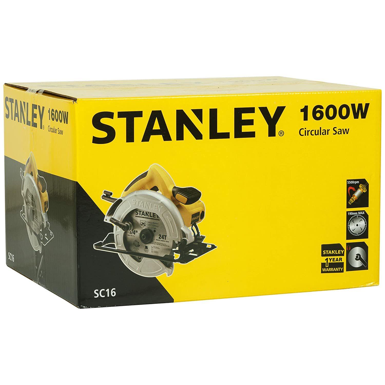 STANLEY SC16-IN Circular Saw