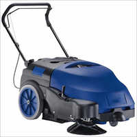 Heavy Duty Sweeper Machine