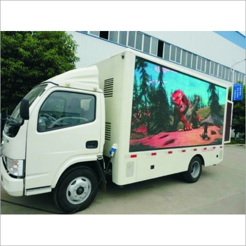 Outdoor Led Van Display Screen