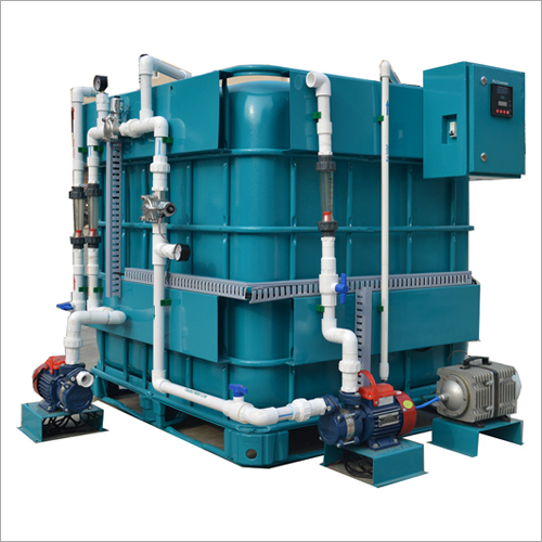 Membrane Bioreactors Water Treatment Plant