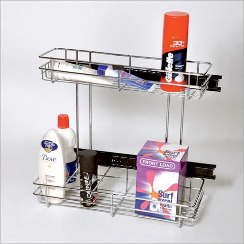 Hanging Multipurpose Rack 2 Shelf