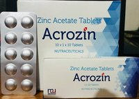 Zinc Acetate Tablets