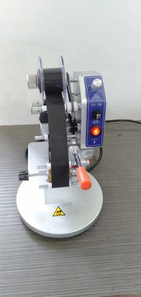 Hot Foil Ribbon Coding Machine