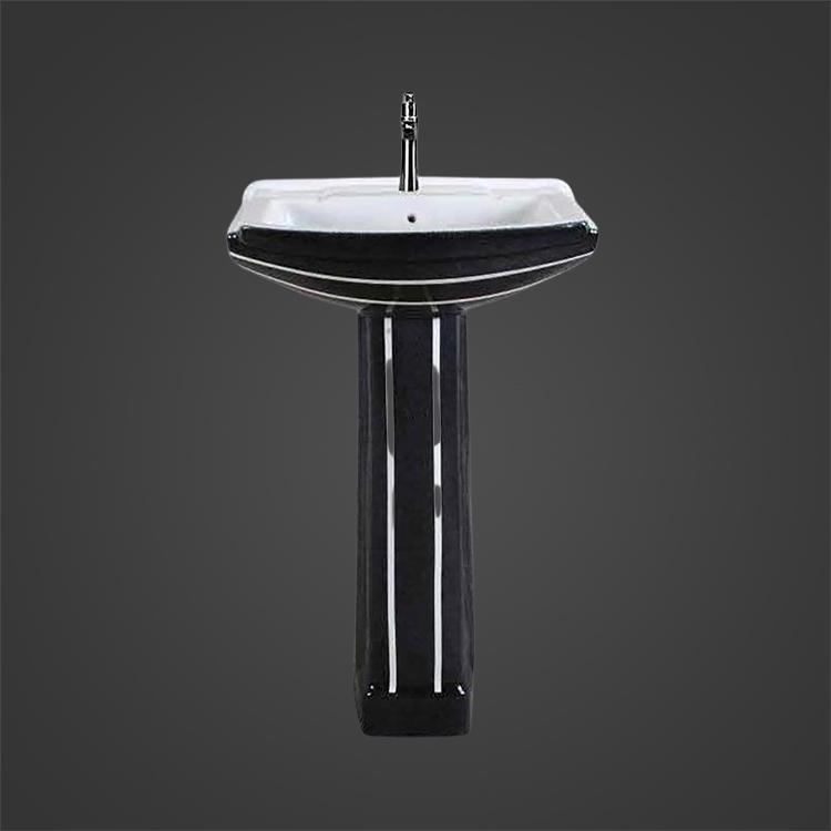 Rustic Pedestal Basin Set