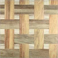 600X600 Cross Wood Porcelain Tiles