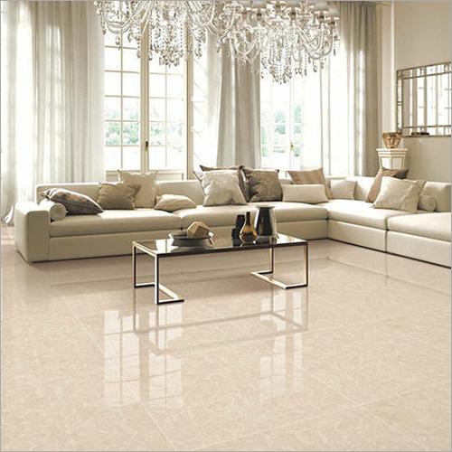600X600 Delux Trevino Policed Glazed Vitrified (PGVT) Tiles