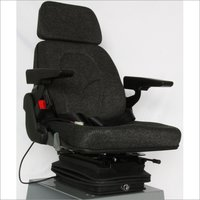 Sc2 Operator's Seat In Tractor