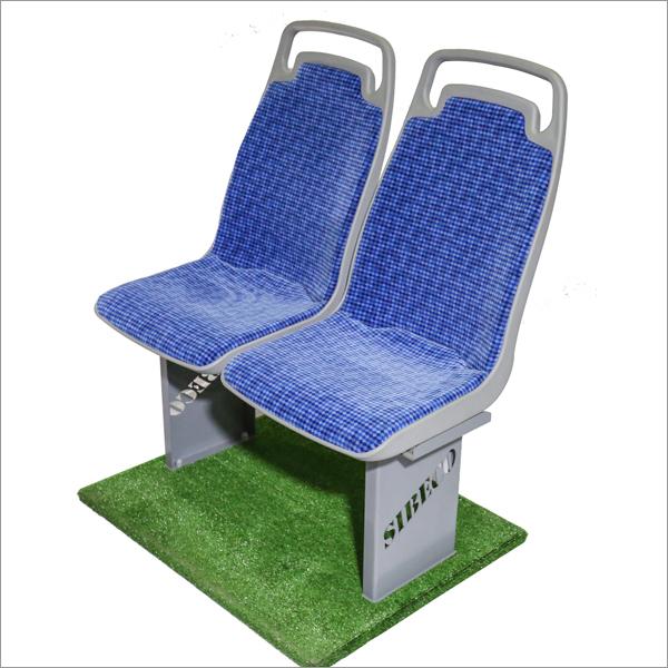 New Style Passenger Train Seat