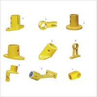 Brackets For Handrails And Handles For Buses