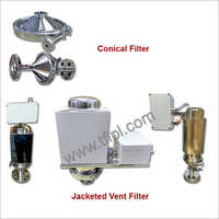 Vent Filter and Conical Filter
