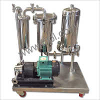 Skid Mounted and Stage Type Filter Systems