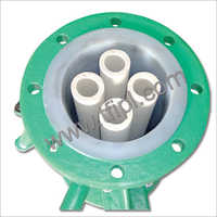 MS + PP-PFA-FEP Lined Filter System