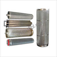Woven Mesh and Sintered Multi Layer Filter Cartridges
