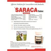 Herbs Medicine For Non Specific - Saraca Tablet