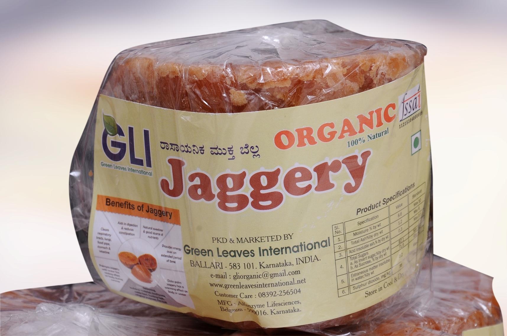 GLI Jaggery