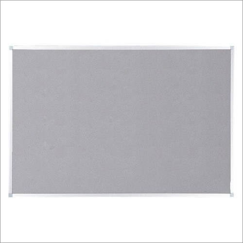Grey Felt Pin Notice Board