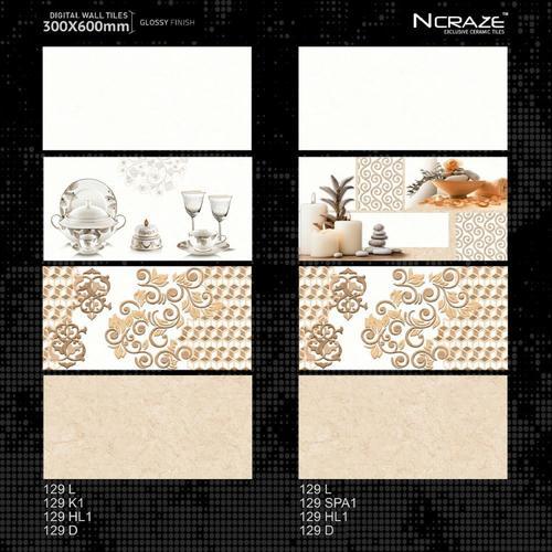 Kitchen Grazed Ceramic Wall Tile