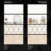Interior Decorative Ceramic Wall Tiles