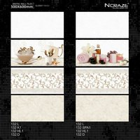 Digital Ceramic Wall Tiles With Glossy Finish