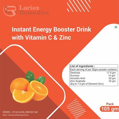 Energy Booster Powder