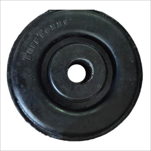 Rubber Bonded On CI Wheels