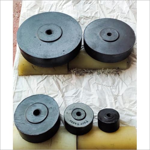 UHMWPE Solid Block Wheels